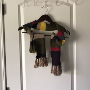 Accessories - Tom Baker 4th Doctor Who Scarf